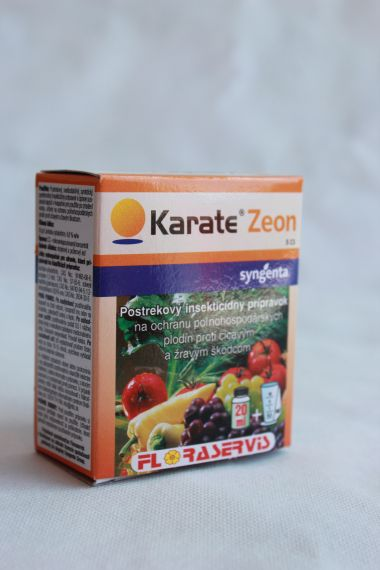 KARATE ZEON 5 CS 20 ml